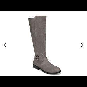 New Life Stride Wide calf boots